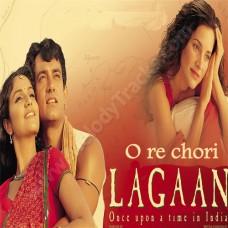 O Re Chhori - Karaoke Mp3 - Udit Narayan - Alka - Lagaan - 2001