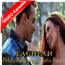 Pehle Kabhi Na Mera Haal - Mp3 + VIDEO Karaoke - Udit - Alka - Baaghban - 2003