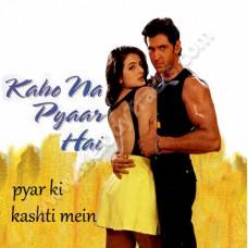 Pyar Ki Kashti Mein - Karaoke Mp3 - Udit Narayan - Alka - Kaho Na Pyar Hai - 2000