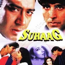 Shawa Ye Nakhra Ladki Ka - Karaoke Mp3 - Udit - Alka - Kumar Sanu - Suhaag - 1994