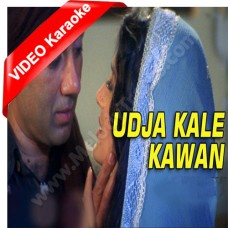 Ud Ja Kale Kawan - Mp3 + VIDEO Karaoke - Udit Narayan - Alka - Gadar - 2001