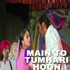 Main tumhari hoon - Karaoke Mp3 - Sangeet - Anuradha