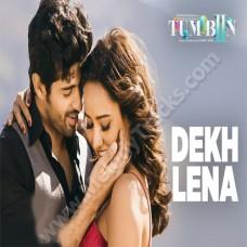 Dekh Lena - Karaoke Mp3 - Arijit Singh - Tulsi Kumar - Tum Bin 2