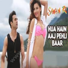 Hua hai aaj pehli baar - Sanam Re - Karaoke Mp3 - Armaan Malik - Palak Muchhal