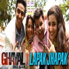 Lapak jhapak - Ghayal Once Again - Karaoke Mp3 - Armaan Malik - Yashita Siddharth