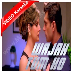Wajah tum ho - Hate Story 3 - MP3 + VIDEO Karaoke - Armaan Malik