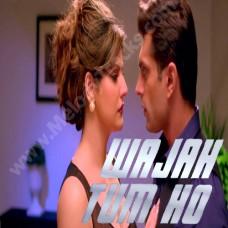 Wajah tum ho - Hate Story - Karaoke Mp3 - Armaan Malik