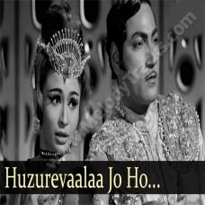 Huzoore aala - Karaoke Mp3 - Abhijeet - Asha Bhonsle