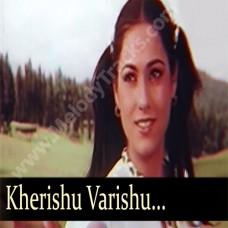 Jeevan Mein Jab Aise Pal - Karaoke Mp3 - Asha Bhonsle - Harjayee