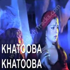 Khatooba - Karaoke Mp3 - Asha Bhonsle - Alibaba Aur 40 Chor