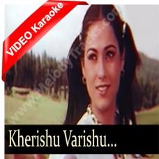 Kherishu Varishu - Mp3 + VIDEO Karaoke - Asha Bhonsle - Harjayee
