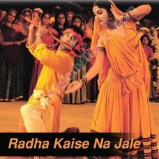 Radha Kaise Na Jale - Karaoke Mp3 - Udit Narayan - Asha - Lagaan - 2001
