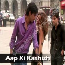 Aap ki kashish - Karaoke Mp3 - Himesh Reshammiya