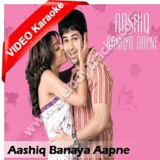 Aashiq Banaya - Mp3 + VIDEO Karaoke - Himesh Reshammiya