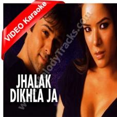 Jhalak Dikhla Ja - Mp3 + VIDEO Karaoke - Himesh Reshammiya - Aksar