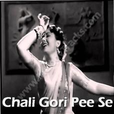 Chali gori pee se milan ko - Karaoke Mp3 - Hemant Kumar - Ek hi raasta 1956