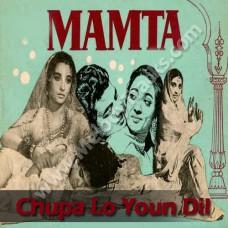 Chupa lo youn dil mein - Karaoke Mp3 - Hemant Kumar - Lata - Mamta 1966