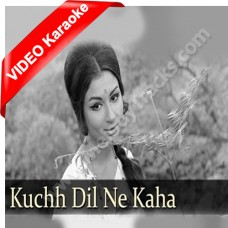 Kuch dil ne kaha - Mp3 + VIDEO Karaoke - Lata - Anupama 1966