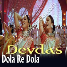Dola re dola - Karaoke Mp3 - Kavita Krishnamurthy