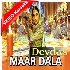 Maar Dala - Mp3 + VIDEO Karaoke - Kavita Krishnamurthy