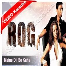 Maine dil se kaha - Mp3 + VIDEO Karaoke - Kavita Krishnamurthy