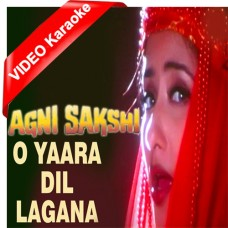 O yara dil lagana - Mp3 + VIDEO Karaoke - Kavita Krishnamurthy