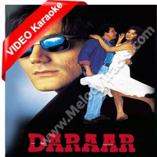 Ye pyar pyar kya hai - Mp3 + VIDEO Karaoke - Daraar (1996) - Abhijeet - Kavita Krishnamurti