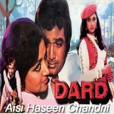 Aisi haseen chandni - Karaoke Mp3 - Kishore Kumar