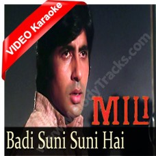 Badi sooni sooni - Mp3 + VIDEO Karaoke - Kishore Kumar