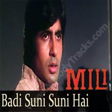 Badi sooni sooni - Karaoke Mp3 - Kishore Kumar
