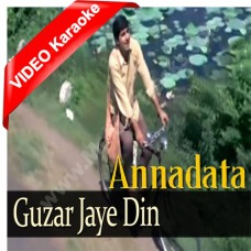 Guzar Jaye Din - Mp3 + VIDEO Karaoke - Kishore Kumar