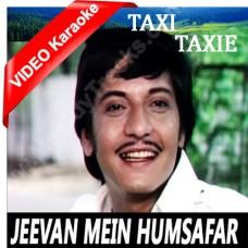 Jeevan Mein Humsafar Milte - Mp3 + VIDEO Karaoke - Kishore Kumar