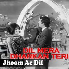 Jhoom Aye Dil Wo Mera - Karaoke Mp3 - Masood Rana