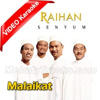 Malaikat - Mp3 + VIDEO Karaoke - Islamic Nasheed - Raihan