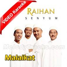 Malaikat - Mp3 + VIDEO Karaoke - Islamic Nasheed - Raihan