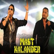 O Lal Meri Pat Rakhiyo - Karaoke Mp3 - Mika Singh - Welcome Back