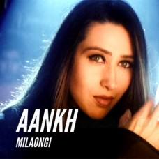 Aankh Milaon Gi - Karaoke Mp3 - Asha Bhosle