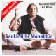 Aankh Uthi  Mohabbat Ne Angrayi - Mp3 + VIDEO Karaoke - Nusrat Fateh Ali - Shahenshah-E-Qawwal 1983