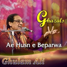 Ae Husn E Beparwa Tujhe - Karaoke Mp3 - Ghulam Ali - Ghazal