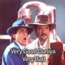 Duniya Re Duniya Very Good Duniya - Karaoke Mp3 - Udit Narayan - Vinod Rathod