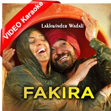 Aj Fer Fakira Boleya - Mp3 + VIDEO Karaoke - Lakhwinder Wadali - Asees 2018