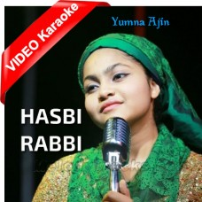 Hasbi Rabbi - Mp3 + VIDEO Karaoke - Yumna Ajin