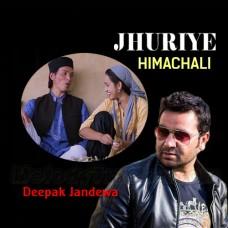 Jhuriye - Karaoke Mp3 - Deepak Jandewa - Himachali