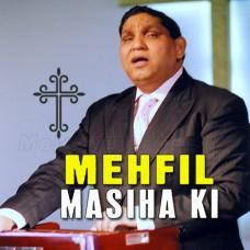 Mehfil Masiha Ki - Karaoke Mp3 - Ernest Mill - Christian