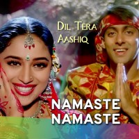 Namaste Namaste - Karaoke Mp3 - Alka Yagnik - Vinod Rathod
