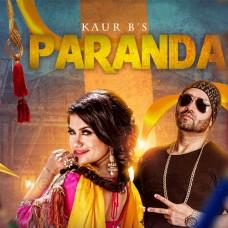 Paranda - Punjabi - Karaoke Mp3 - Kaur B - Paranda 2016