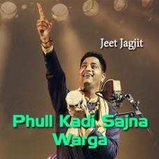 Phull Kaddi Sajna Verga - Punjabi - Karaoke Mp3 - Jeet Jagjit - Justified 2006