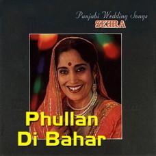 Phulla Di Bahaar Raati Aayo Na - Punjabi Wedding - Karaoke Mp3 - Madan Bala Sindhu