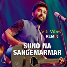 Suno Na Sange Marmar - Viti Vibes - Karaoke Mp3 - Arijit Singh - Youngistaan 2014