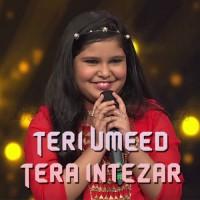 Teri Umeed Tera Intezar - The Voice Kids - Karaoke Mp3 - Sneha Shankar